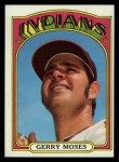 1972 Topps #356  Gerry Moses  Front Thumbnail