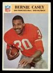 1966 Philadelphia #174  Bernie Casey  Front Thumbnail