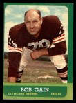 1963 Topps #23  Bob Gain  Front Thumbnail