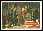 1969 Topps Planet of the Apes #24   Human On Leash Front Thumbnail