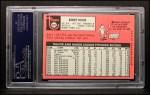 1969 Topps #505 WN Bobby Bolin  Back Thumbnail