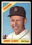 1966 Topps #161 WDG Jerry Lumpe  Front Thumbnail