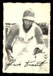 1969 O-Pee-Chee Deckle Edge  Luis Tiant  Front Thumbnail