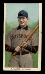 1909 T206 BAT Fred Clarke  Front Thumbnail