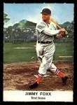 1961 Golden Press #22  Jimmie Foxx  Front Thumbnail