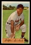 1954 Bowman #103 ALL Steve Souchock  Front Thumbnail