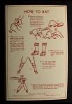 1939 Goudey Premiums R303B #8 BW Jimmie Foxx  Back Thumbnail