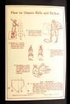 1939 Goudey Premiums R303B #20 BW Mel Ott  Back Thumbnail