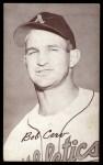 1947 Exhibits EMB Bob Cerv   Front Thumbnail