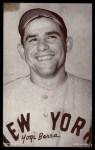 1947 Exhibits POR Yogi Berra   Front Thumbnail
