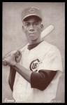 1947 Exhibits WHT Ernie Banks   Front Thumbnail