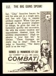 1964 Donruss Combat #112   The Big Guns Speak Back Thumbnail