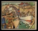 1938 Gum Inc. Horrors of War #73   British Commander Breaks Up Blockade Front Thumbnail