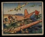 1938 Gum Inc. Horrors of War #269   Tokio Planes Wreck U.S. Pilot's Transport Front Thumbnail