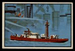 1953 Bowman Firefighters #58   Modern Fire Boat - Los Angeles Front Thumbnail