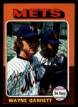 1975 Topps Mini #111  Wayne Garrett  Front Thumbnail