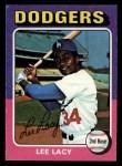1975 Topps Mini #631  Lee Lacy  Front Thumbnail