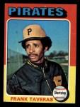 1975 Topps Mini #277  Frank Taveras  Front Thumbnail