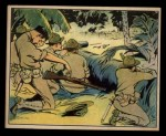 1941 Gum Inc Uncle Sam #35   Jungle Expedition Front Thumbnail