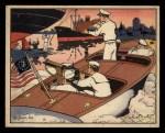 1941 Gum Inc Uncle Sam #109   Auxiliary Coast Guard Front Thumbnail