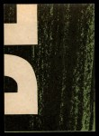 1966 Philadelphia Green Berets #29   Back From Patrol Back Thumbnail
