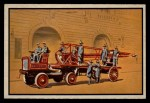 1953 Bowman Firefighters #30   1900 Water Tower Front Thumbnail