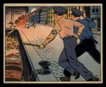 1941 Gum Inc Uncle Sam #99   Auxiliary Police Front Thumbnail