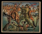 1938 Gum Inc. Horrors of War #151   Swords and Bayonets Clash in Bloody Fight Front Thumbnail