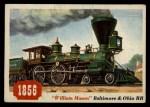 1955 Topps Rails & Sails #30   William Mason Front Thumbnail