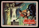 1966 Topps Batman Red Bat #3   The Menacing Mummy Front Thumbnail