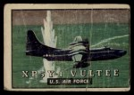 1952 Topps Wings #140   XP5Y-1 Vultee Front Thumbnail