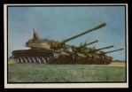 1954 Bowman Power for Peace #50   Tanks for the Infantry Front Thumbnail