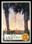 1969 Topps Man on the Moon #45 B  Lift Off Front Thumbnail