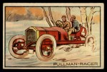 1953 Bowman Antique Autos #3   Pullman-Racer Front Thumbnail
