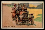 1953 Bowman Antique Autos #46   Peerless Front Thumbnail