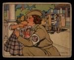 1941 Gum Inc Uncle Sam #102   Women's Duties Front Thumbnail