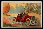 1953 Bowman Antique Autos #35   Lozier-Racer Front Thumbnail