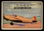 1952 Topps Wings #199   T.H.K. 2 Front Thumbnail