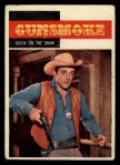 1958 Topps TV Westerns #11   Quick on the Draw  Front Thumbnail