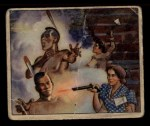 1949 Bowman Wild West #2 D  Defending their Home Front Thumbnail