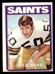 1972 Topps #164  Jake Kupp  Front Thumbnail