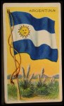 1911 Flags of All Nations T59 #4 REC  Argentina Front Thumbnail