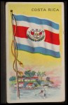 1911 Flags of All Nations T59 #31 REC  Costa Rica Front Thumbnail