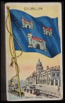 1911 Flags of All Nations T59 #36 SC  Dublin Front Thumbnail