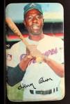1970 Topps Super #24  Hank Aaron  Front Thumbnail
