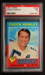 1971 Topps #238  Chuck Howley  Front Thumbnail