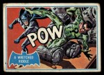 1966 Topps Batman Blue Bat Back #29   Wretched Riddle Front Thumbnail