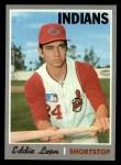 1970 Topps #292  Eddie Leon  Front Thumbnail