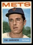 1964 Topps #57  Tim Harkness  Front Thumbnail