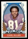 1972 Topps #277   -  Carl Eller All-Pro Front Thumbnail